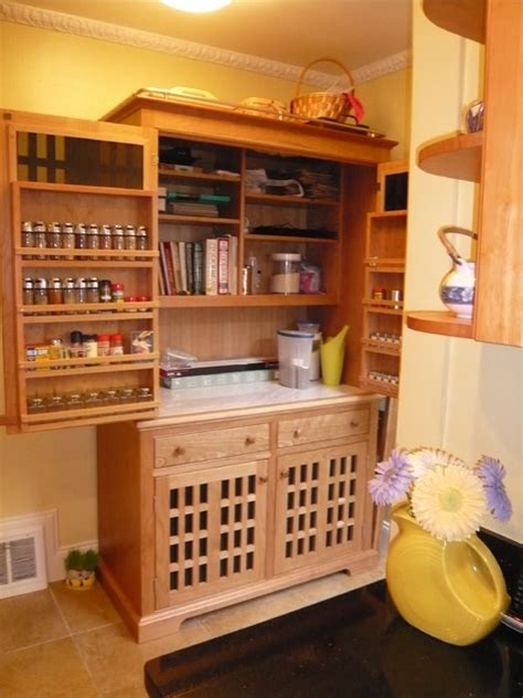 A Working Pantry by The Working Pantry The Modern Hoosier