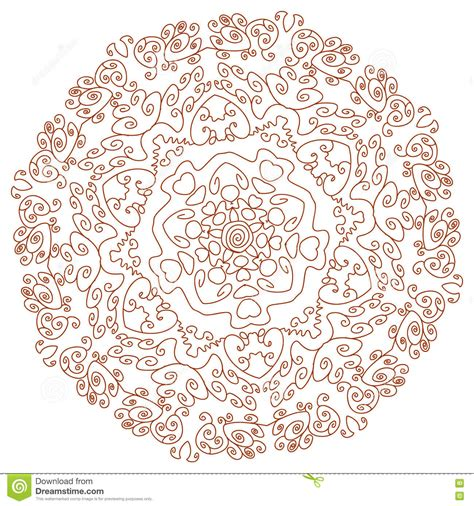 henna tattoos gefährlich kreisverzierung mehndi henna mandala vektor
