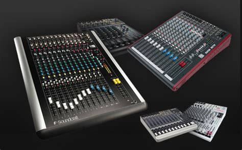 Mixer Untuk Home Recording 5 best mixers for home studios juno plus