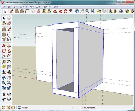 sketchup layout hide guides sketchup basics an introduction to google s sketchup