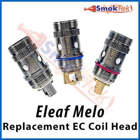 Coil Build Melo 3 Mini 05ohm eleaf melo melo 2 ijust 2 replacement ec coil smoktek