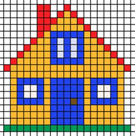 strijkkralen  borduren voor kinderen  huis