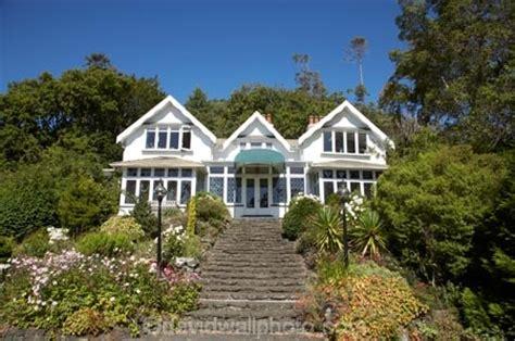glenfalloch house 1871 and gardens otago peninsula