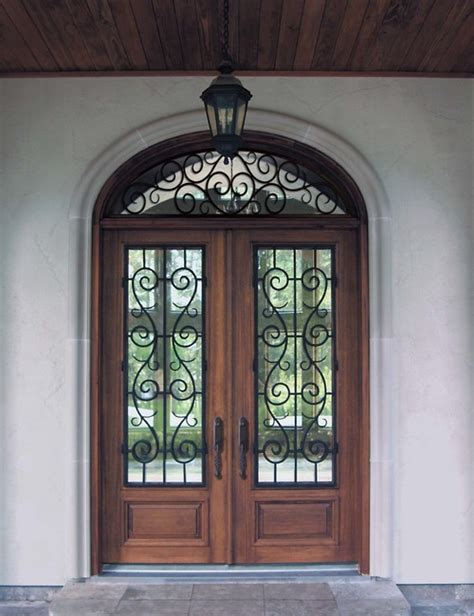 Grand Front Doors Grand And Durable Wood Entry Doors