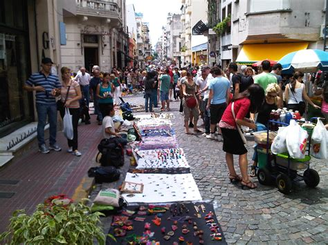 The Handmade Market - thinking about etsy in the san telmo markets avc