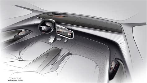 volkswagen concept interior 2017 volkswagen i d crozz ii concepts