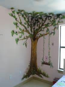 Trees Wall Mural Children Tree Bedroom From Artistic Mural Works Quot San