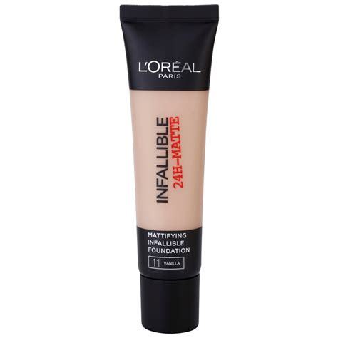 L Oreal Infallible l or 201 al infallible mattifying make up notino co uk
