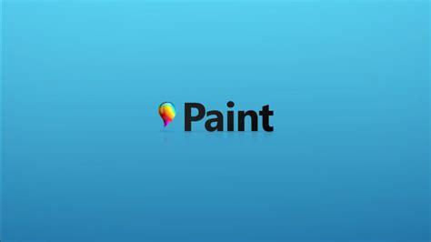 Microsoft Baru microsoft merombak paint dengan tilan baru dengan 3d support winpoin