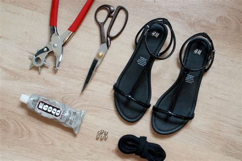 diy gladiator sandals diy wang inspired gladiator sandals a pair a