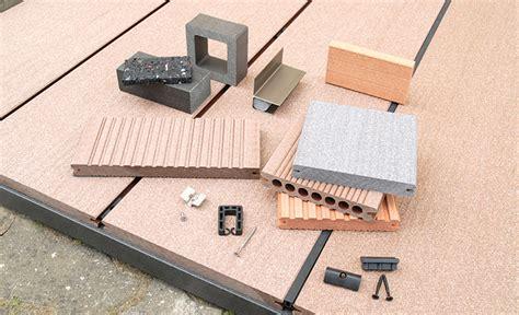 Wpc Dielen Verlegen Auf Beton 4201 by Wpc Dielen Verlegen Holzterrasse Bild 5 Selbst De