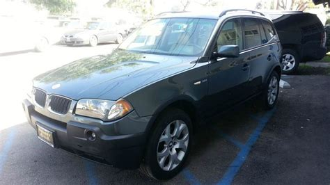 2004 bmw x3 for sale 2004 bmw x3 for sale in nuys ca
