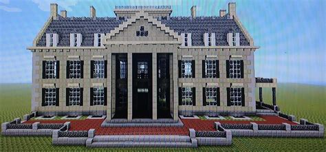 building a mansion building the george eastman museum in minecraft