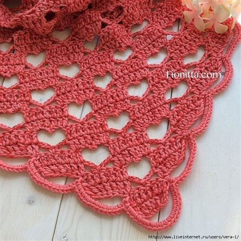 heart pattern pinterest 1292 best images about crochet hearts on pinterest