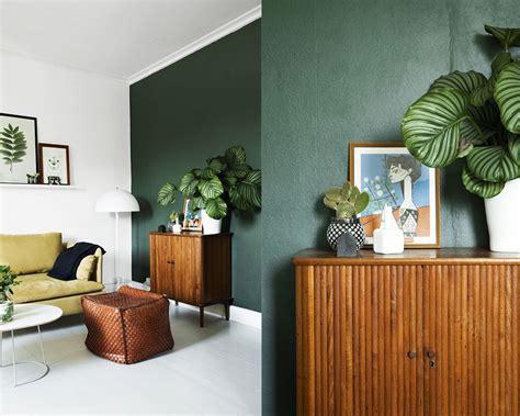 interieur kleuren voor de wand groen in je interieur 233 233 n van de interieurtrends van 2017