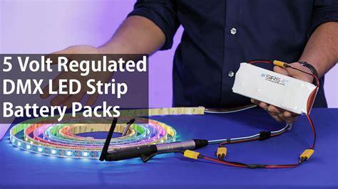 12 volt battery led lights led battery pack 3200 mah 5v