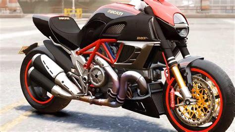 Sticker Ducati Diavel by Gta Iv Ducati Diavel Carbon 2011