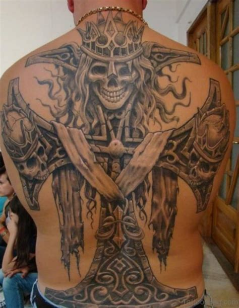 tattoo cross skull 30 simple elegant cross tattoos design ideas for men