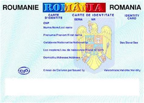 romanian identity card wikipedia