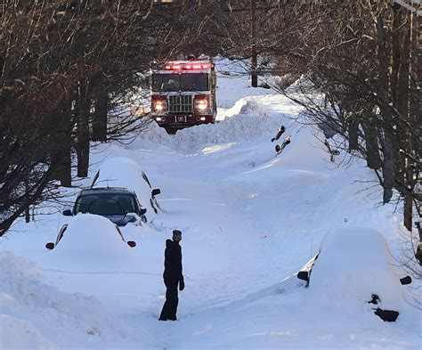 Challenges remain for services and deliveries after record winter storm   Baltimore Sun