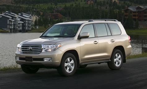 Toyota Land Cruiser 2012 Car And Driver