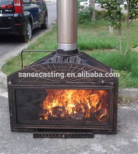 selling large cast iron fireplace bsc326 1 buy cast