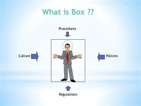 Think Out The Box think out of the box