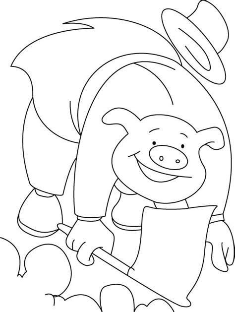 dog digging coloring page free digging coloring pages
