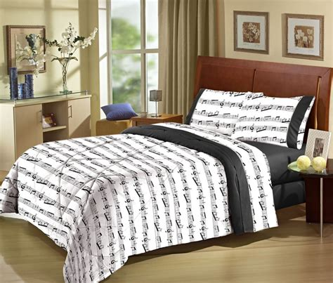 music comforter set music bedding music pinterest