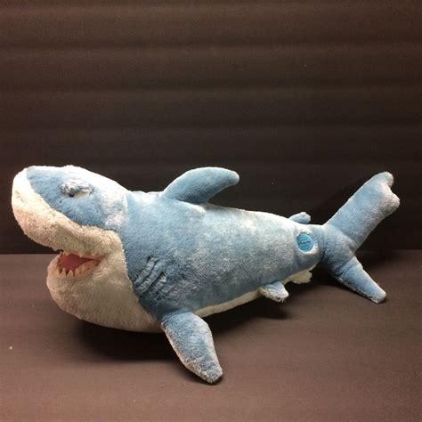 shark plush disney store finding nemo bruce shark plush stuffed animal 21 quot ebay