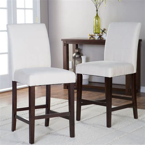 Palazzo 26 Inch Counter Stool by Palazzo 26 Inch Counter Stool Light Beige Set Of 2