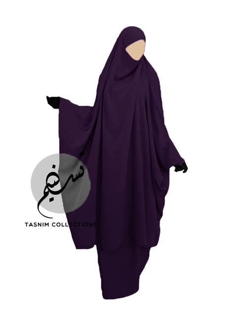 Jilbab Bergo Pocket Jumbo Uk two jilbab asmaa plum tasnim collections house of jilbab united kingdom