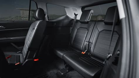 volkswagen atlas black interior 100 volkswagen atlas interior seating 2018