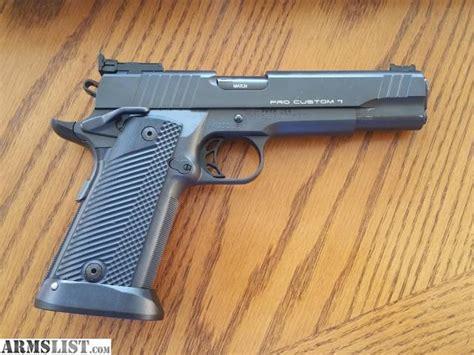 Po Custom 9 armslist for sale para 1911 pro custom 9mm