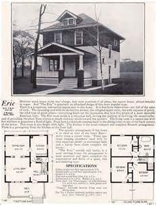 square home plans 1922 bennett homes erie 1909 pinterest