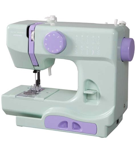 portable swing machine janome derby portable sewing machine mystical mint at