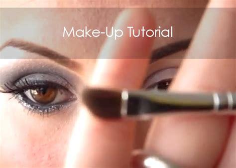 tutorial makeup shading lady s make up tutorial basic grey shading