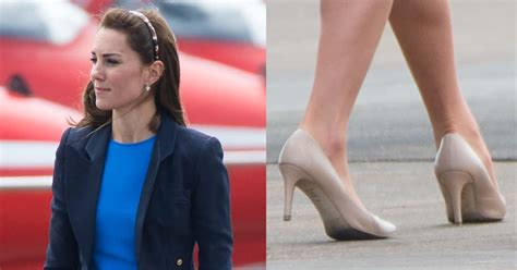 kate middleton tattoo kate middleton blue shoes style guru fashion glitz
