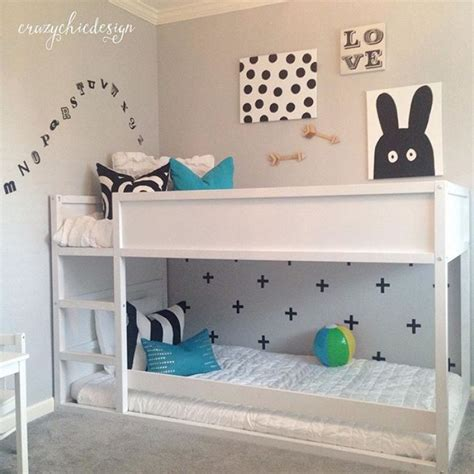 ikea kids loft bed 8 ways to customize ikea kura bed mommo design