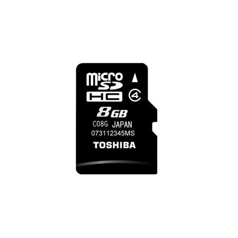 Micro Sd Card Sandisk 8 Gb Class 4 kingston sandisk toshiba 8gb class 4 microsd memory card