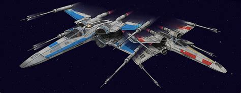 x wing and new by benjaminsapiens on deviantart