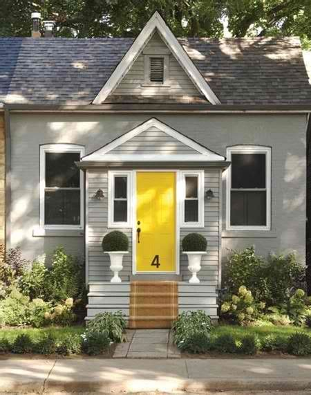 Yellow Front Door Paint Colors 50 Best Images About House Color Combos Outside On