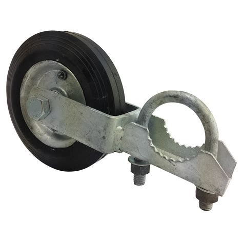 swing gate wheel for wood kodiak kgw200u swing gate wheel for chain link gates