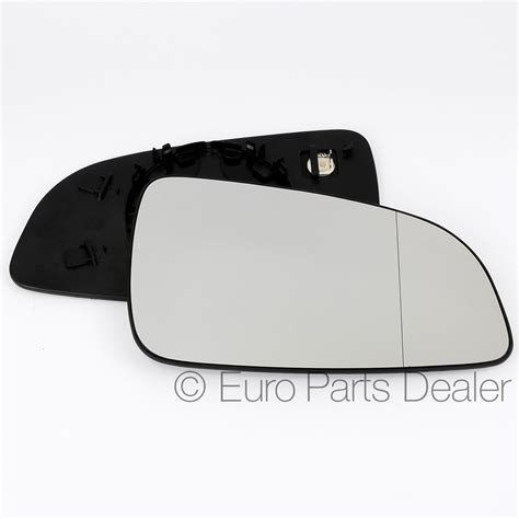 Type R Multipurpose New Car Glasses Clip right driver side wide angle wing door mirror glass