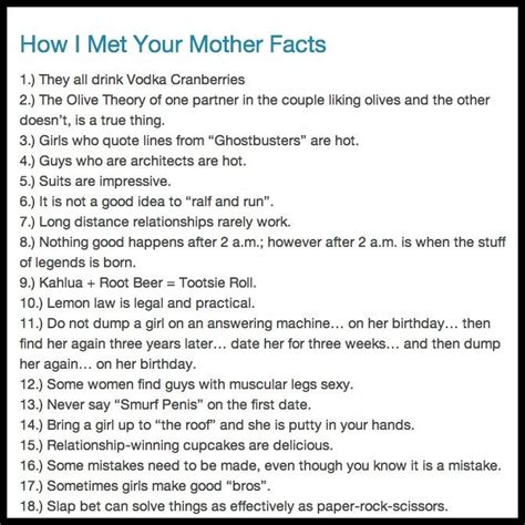 6 Things To About How I Met Your by 638 Best How I Met Your Images On Himym