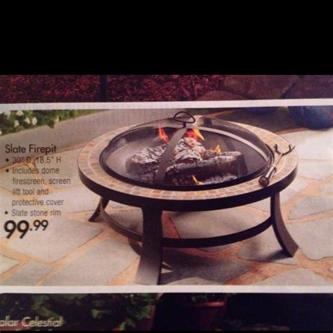 fire pit bed bath and beyond new bed bath beyond fire pit slate firepit from bed bath