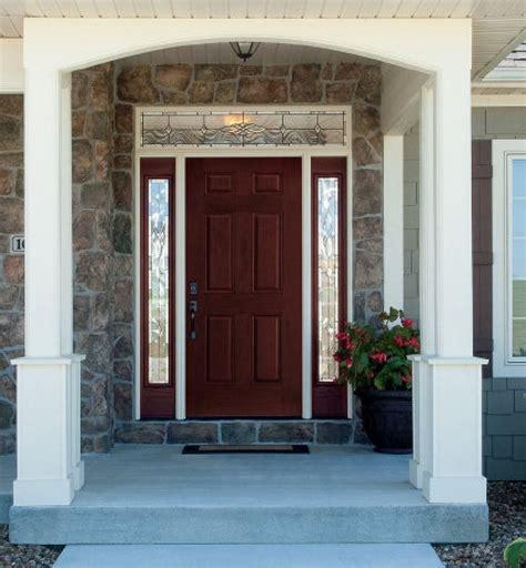 replacing  entry door  transform  exterior house