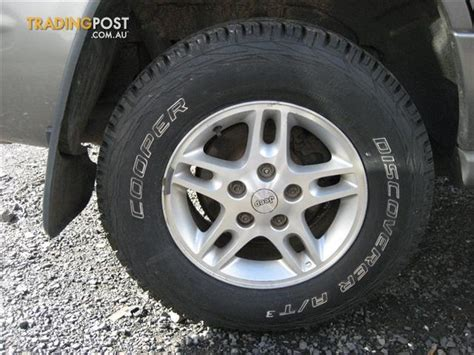 2000 Jeep Grand Rims For Sale Jeep Wj 2000 Mag Wheels Tyres For Sale In