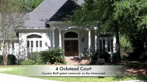 causton bluff home for sale real estate causton bluff estate home 650k
