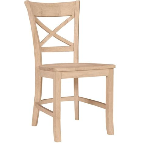 X Back Dining Chair X Back Dining Side Chair